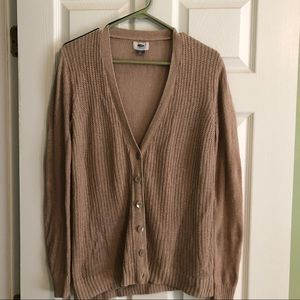 Old navy neutral cardigan
